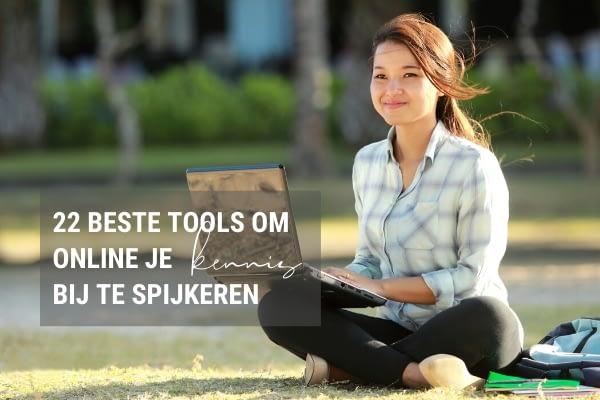22 beste tools om online je kennis bij te spijkeren #corona