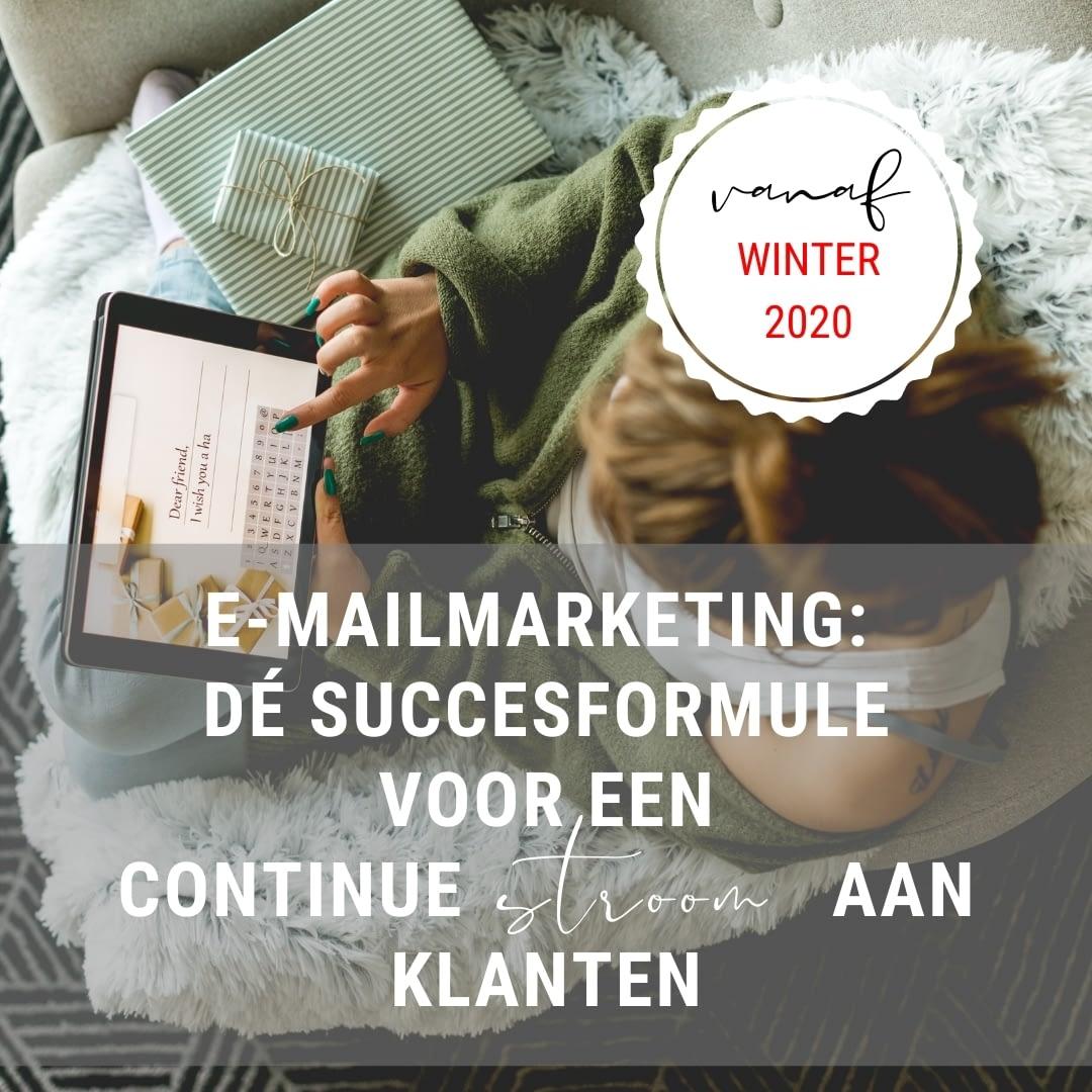 Online cursus: e-mailmarketing